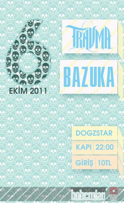 Bazuka & Travma