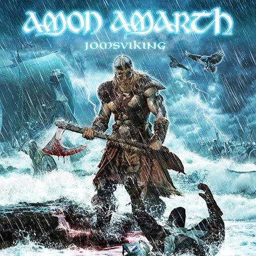 AmonAmarth-Jomsviking2016