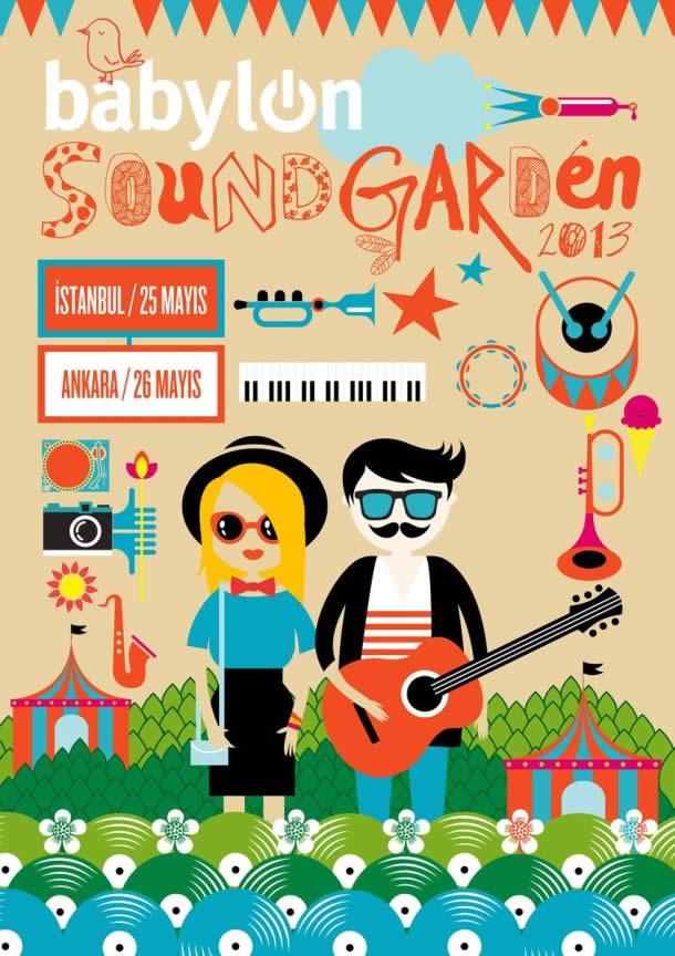 babylon garden 2013