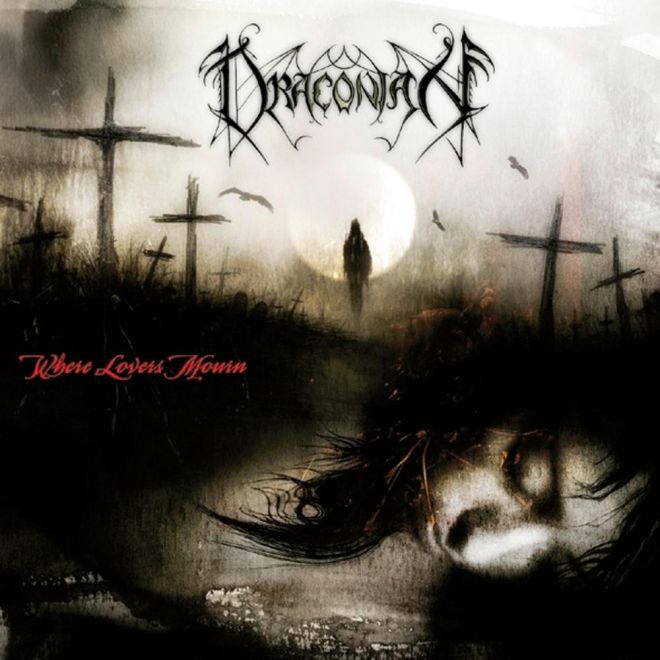 draconian where lovers mourn