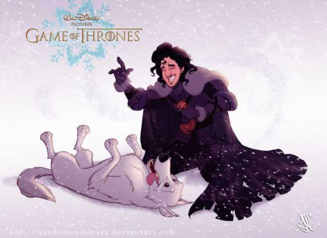 game of thrones walt disney (3)