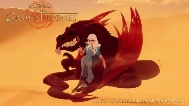 game of thrones walt disney (4)