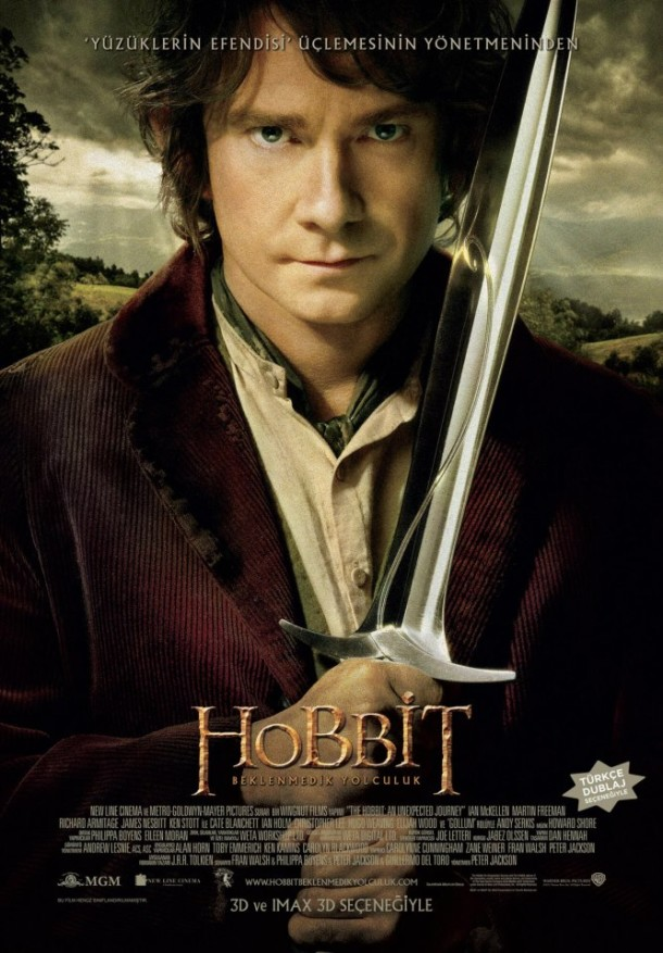Hobbit: Beklenmedik Yolculuk 3D / The Hobbit: An Unexpected Journey