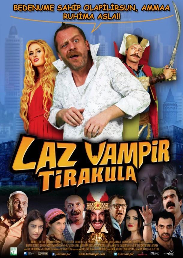 Laz Vampir: Tirakula