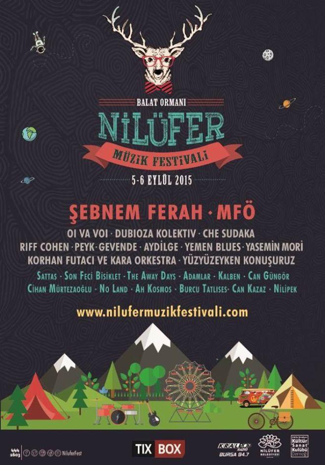 nilufer muzik festivali