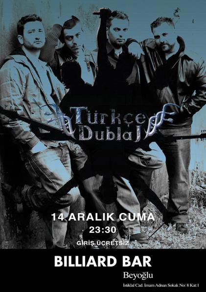 turkce dublaj
